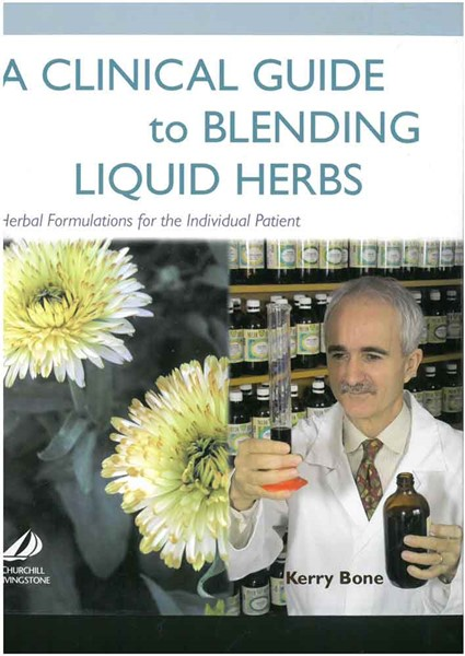 Bild von A Clinical Guide to Blending Liquid Herbs