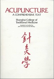 Bild von Acupuncture - A Comprehensive Text