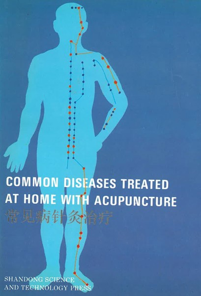 Bild von Common Diseases Treated at Home with Acupuncture