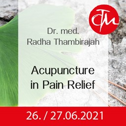 Bild von Thema: Acupuncture in Pain Relief
